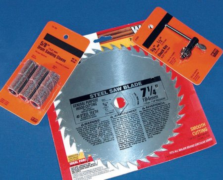 saw blade tools