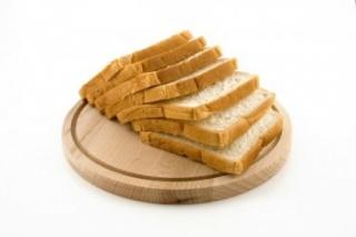 bahan pembuat roti tawar