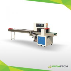 Pillow-Type-Automatic Horizontal Packaging Machine DXDZ X