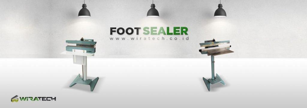 banner Foot Sealer New
