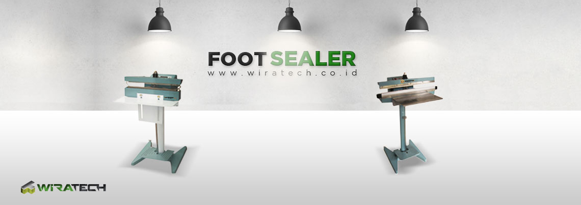 banner Foot Sealer New