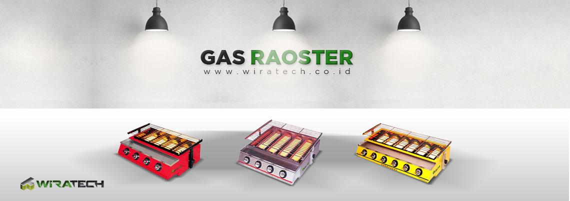 Gas-Roater