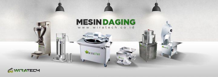 Banner Mesin Daging