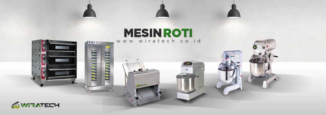 mesin roti lengkap