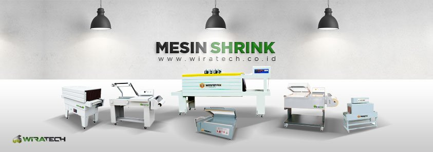 Mesin Shrink Banner