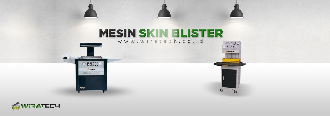 mesin blister