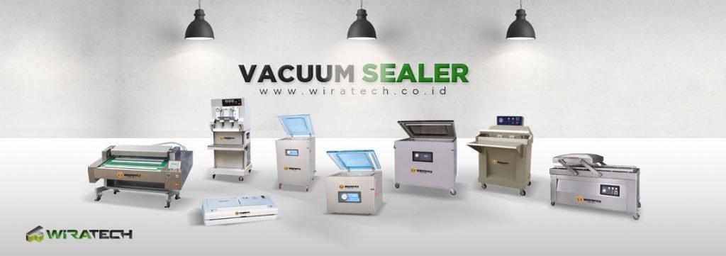 Vacuum Sealer banner
