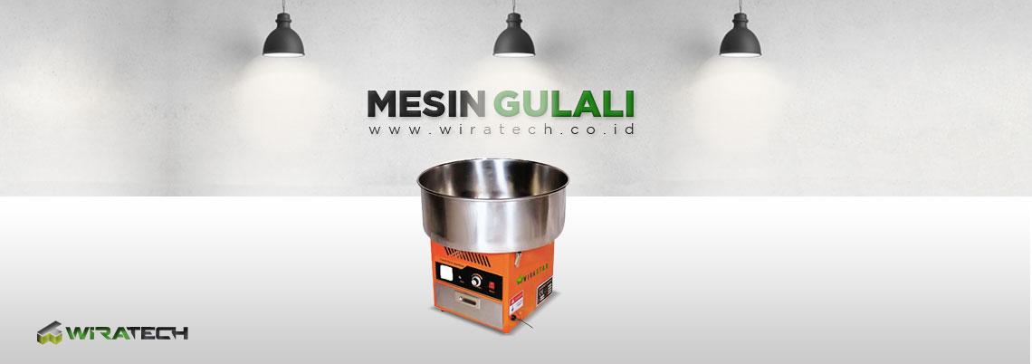mesin gulali