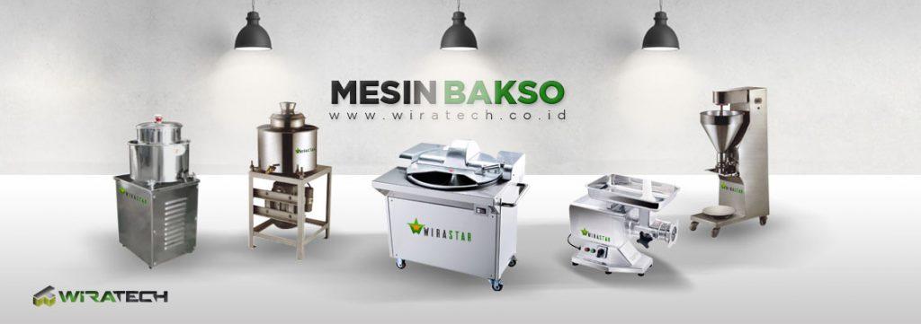 tips membuat bakso dengan mesin bakso