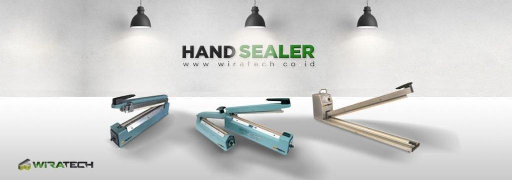 banner mesin hand sealer new