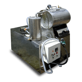 Mesindo Mesin vacuum fryer