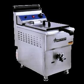 Wirastar Mesin G171-Auto-Single-Gas-Deep-Fryer