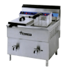 Wirastar Mesin G172-Auto-Single-Gas-Deep-Fryer