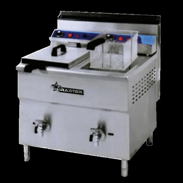 Mesin Deep Fryer Gas G172
