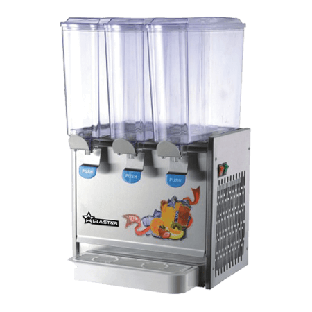 Wirastar Mesin Juice Dispenser Slim PL-324