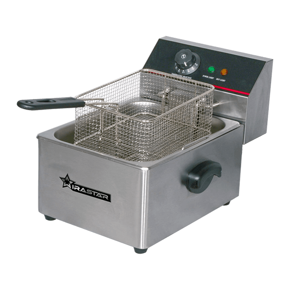 Wirastar Mesin Single-Tank-Deep-Fryer-ET-ZL1