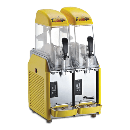 Wirastar Mesin Ice Slush Machine 2 Bowl