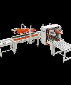 XFK-4 Automatic Carton Sealing Packaging Line