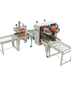 XFK-5 Automatic Carton Sealing Packaging Line