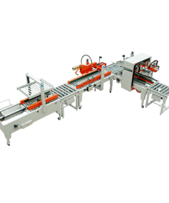 XFK-6 Automatic Carton Sealing Packaging Line