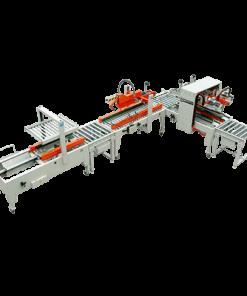 XFK-6 Automatic Carton Sealing Packaging Line