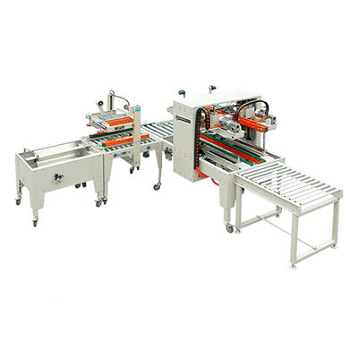 WIRAPAX Packing Line XFK-8