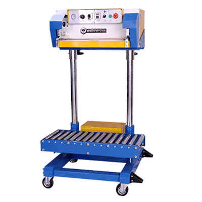 QF Series Pneumatic Heavy Duty Continuous Sealer