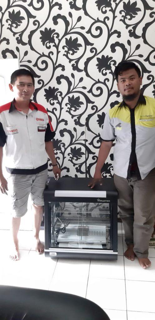 Pak Sucha - Bandung - Warming showcase SHW-60P