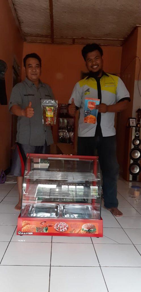 Pak Ahmad - Bandung Barat - Warming Showcase SHW-2P