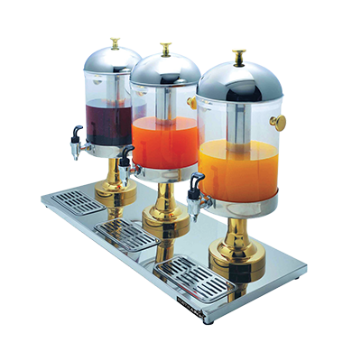Juice Dispenser 3 Tank ZCF-303