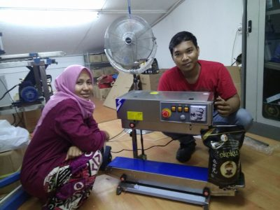 Ibu Sherly - Cipinang, Continuous Band Sealer