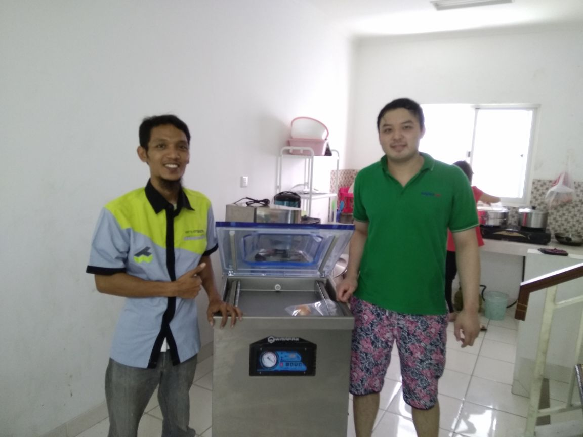 Mario Wibowo, Jakarta, Vacuum Sealer