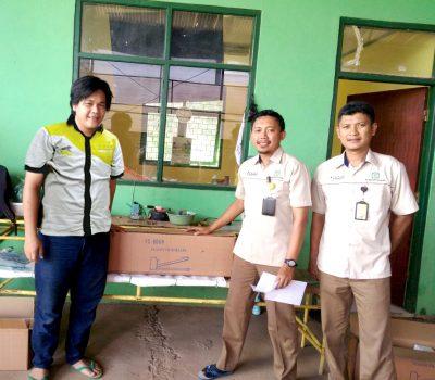 PT. Pupuk Kujang, Cikampek, Hand Sealer