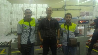 PT. Rajawali Hyoto, Bandung, Heavy Duty Shrink Machine