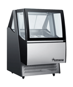 Wirastar WSD-480L Ice Cream Display Freezer