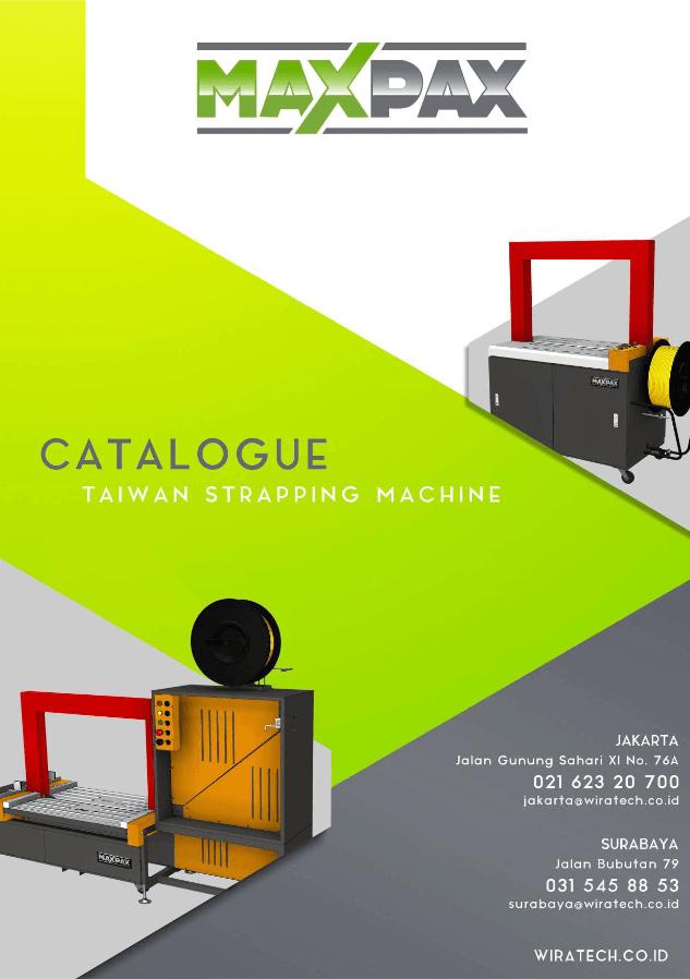katalog mesin strapping taiwan