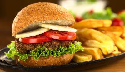 franchise burger