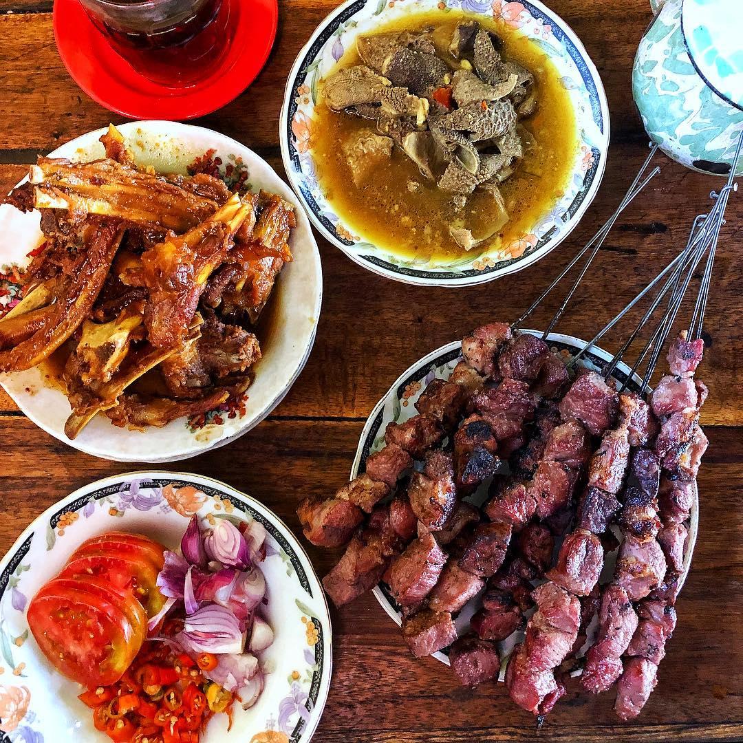 Makanan Khas Yogyakarta Yang Legendaris Dan Terancam Punah
