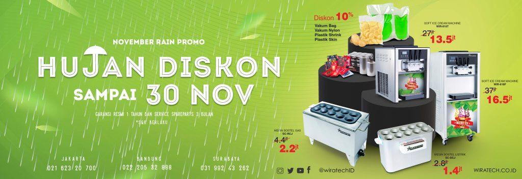 promo november rain mobile