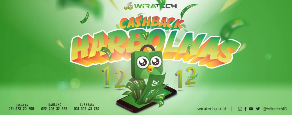 promo cashback harbolnas