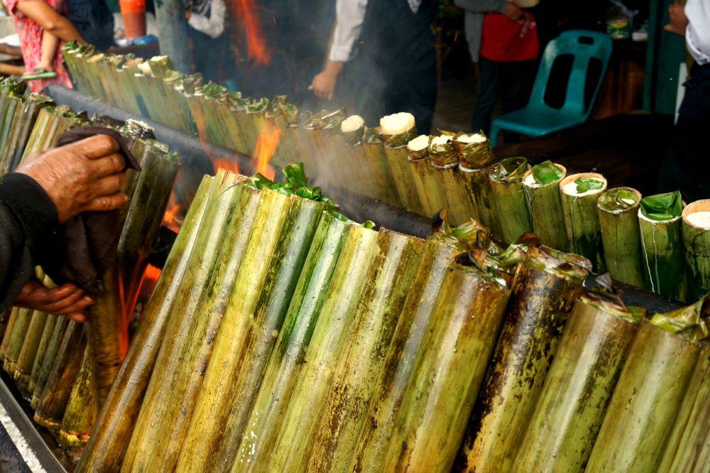 Kerajinan bambu kuliner