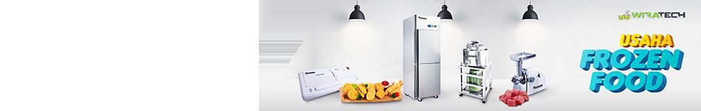 paket mesin usaha frozen food