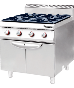 Commercial Gas 4 Burner CKB-900G
