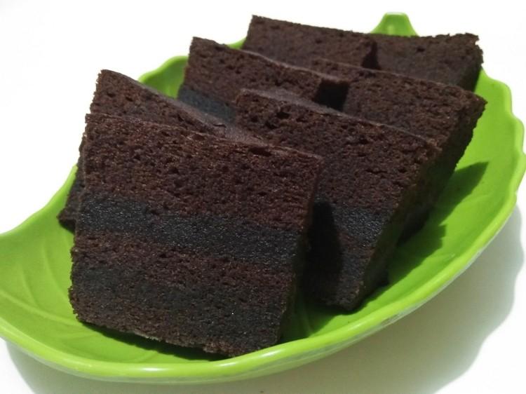 Cara Membuat Brownies Kukus Amanda