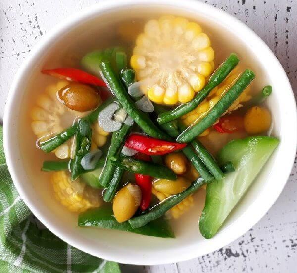 Image result for Sayur Asem Jawa