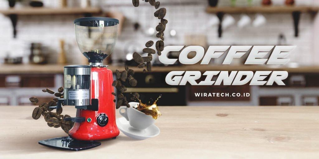 Subcat Banner coffee grinder