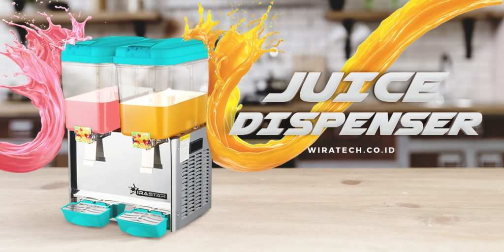 subcat banner juice dispenser