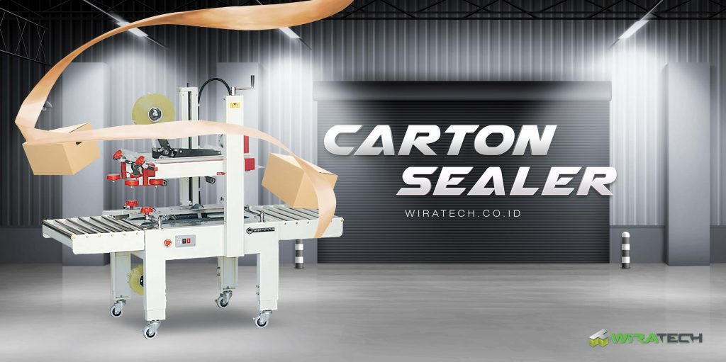subcat banner carton sealer