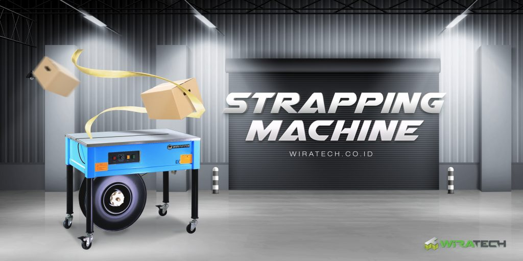 subcat banner strapping machine